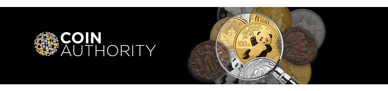 Coin Authority Header