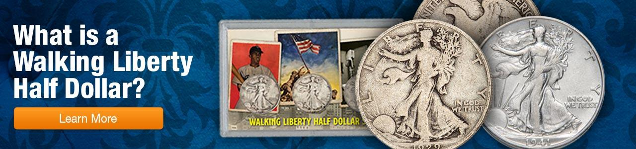 What Is A Walking Liberty Dollar