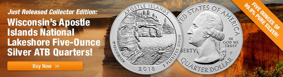 Apostle Islands 5oz Specimen Just Released