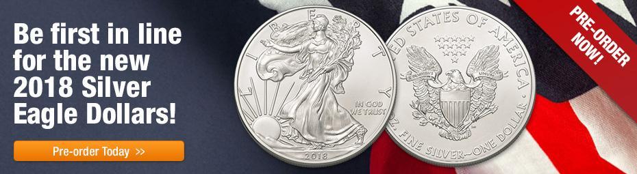 2018 Silver Eagles