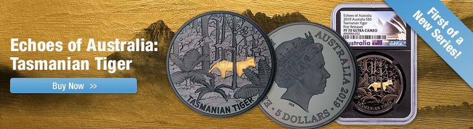 2019 Tasmanian Tiger
