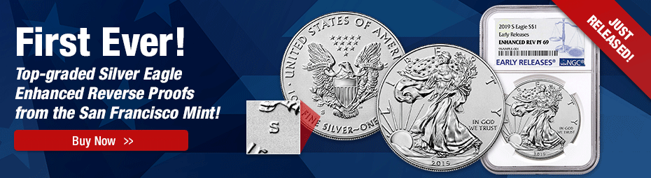 2019-S Reverse Proof Silver Eagle