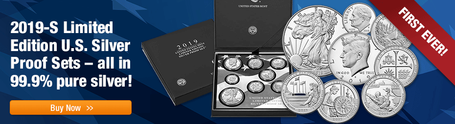 2019 Limited Edition Proof Set