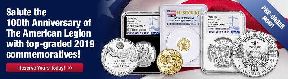 Shop American Legion Commemoratives!