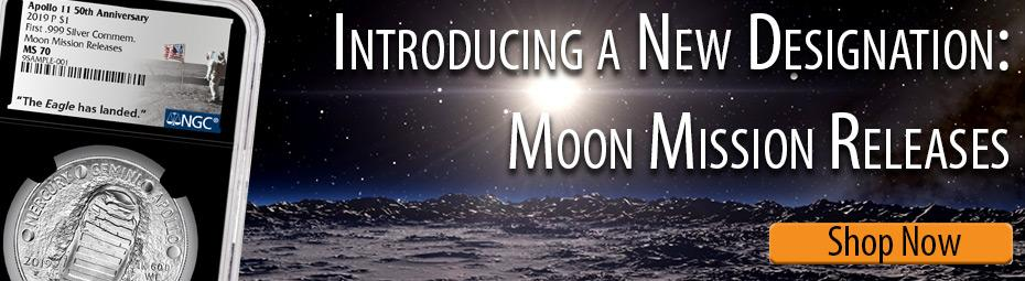Moon Mission Releases
