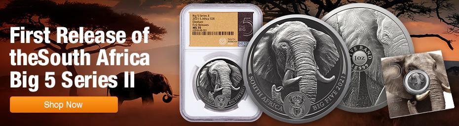2021 South Africa Big Five Elephant