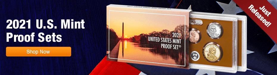 2021 US Mint Proof Set