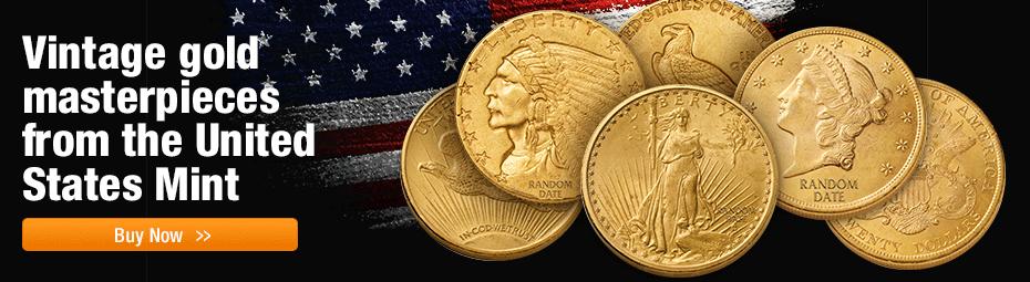 Classic U.S. Gold