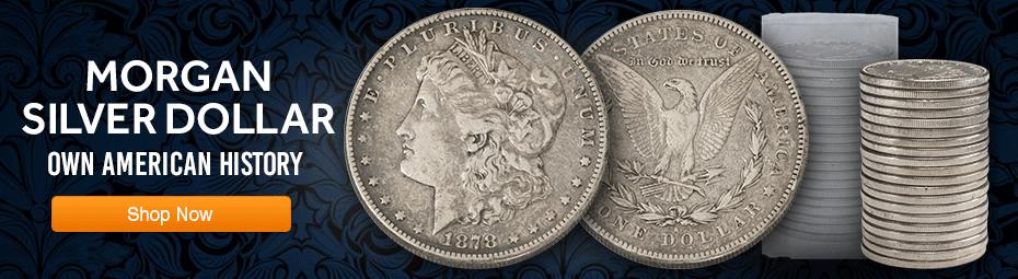 Morgan Silver Dollar Category