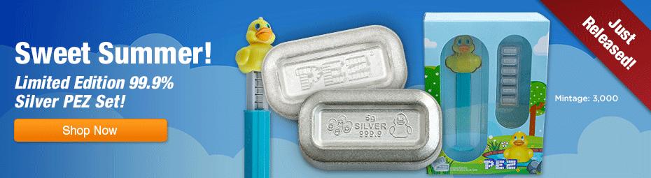 PEZ Rubber Duck