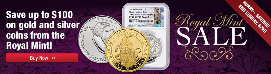 Royal Mint Sale