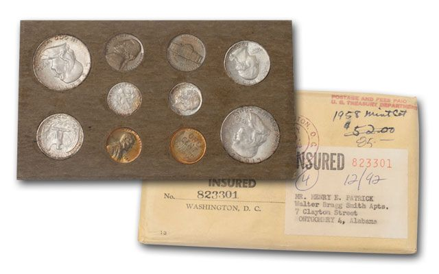 1958 United States Mint Set