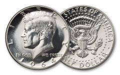 1964 Half Dollar Kennedy Proof