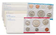 1973-1978 United States Mint Set Collection