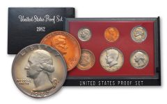 1982 United States Proof Set