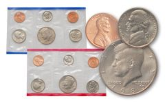 1985 United States Mint Set