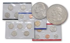 2002 United States Mint Set