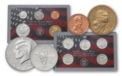 2003 United States Silver Proof Set