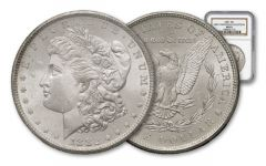 1882-P Morgan Silver Dollar NGC MS63 - Great Montana Collection