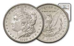 1890-S Morgan Silver Dollar NGC MS65 - Great Montana Collection