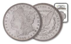 1900-O Morgan Silver Dollar NGC MS66 VAM-15A – Great Montana Collection