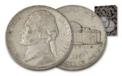 1938-1961 Jefferson Nickel Collection