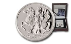 2016 British Virgin Islands 150 Dollar Palladium Athena PF69