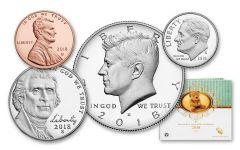 2018-S U.S. Mint Birth Set