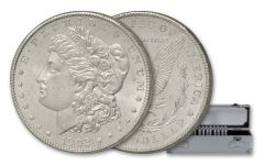 1878-1902 Morgan Silver Dollar 15 Piece Set NGC MS65 Pittman Act