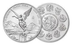 2018 Mexico 5-oz Silver Libertad BU
