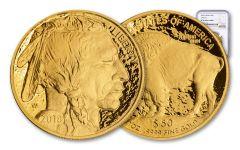 2018-W 50 Dollar 1-oz Gold Buffalo NGC PF70UCAM