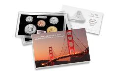 2018-S United States Silver NGC Reverse Gem Proof Set