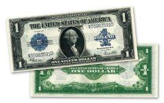 1923 $1 Silver Certificate Currency Note PMG/PCGS CU67