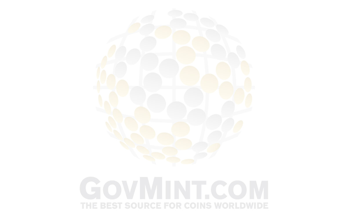2014 BVI 1-oz Platinum John F. Kennedy Ultra High Relief Gem Proof