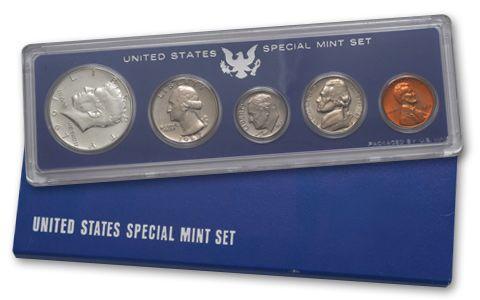 1967 United States Special Mint Set | GovMint com
