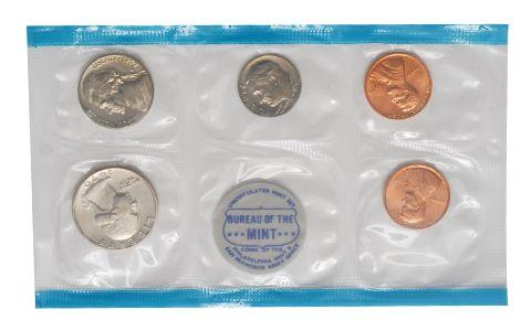 1970 United States Mint Set | GovMint com