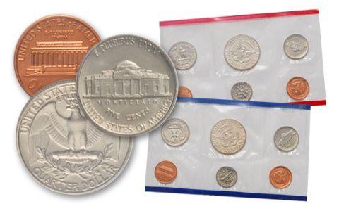 1990 United States Mint Set | GovMint com