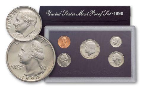 1990 United States Proof Set | GovMint com