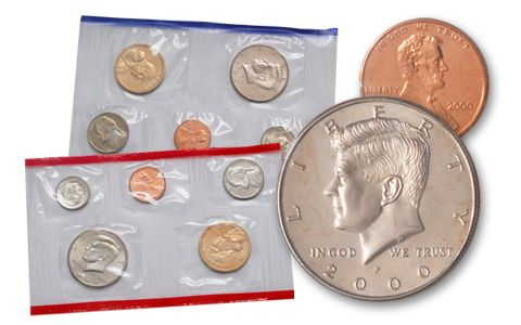 2000 United States Mint Set | Govmint com