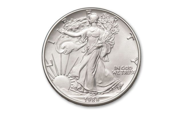 1988 Silver Eagle Ngc Pcgs Ms70 Govmint Com
