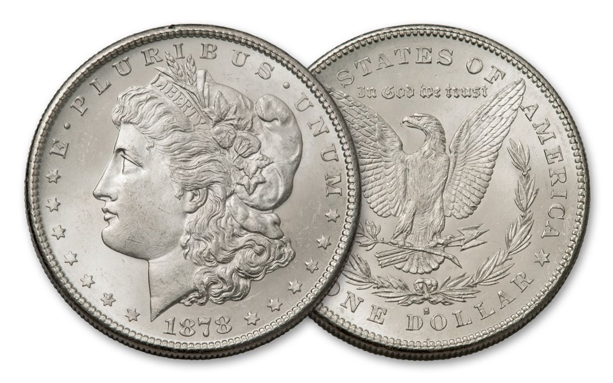 1878 one dollar coin worth