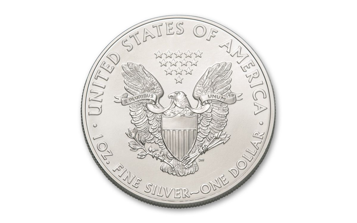 American Eagle Credit Card Login >> 2019 1 Dollar 1-oz Silver Eagle NGC MS69 Brown Label ...