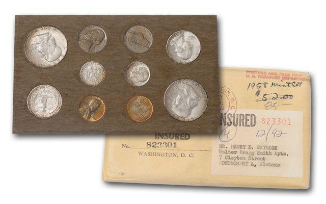 1958 United States Mint Set