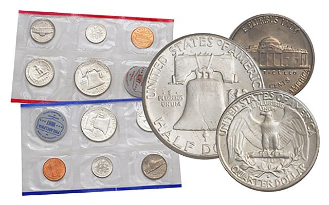 1961 United States Mint Set