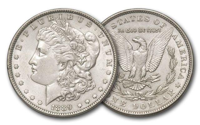 1878-1904 Morgan Silver Dollar BU