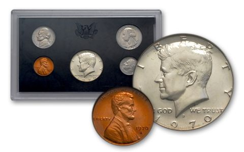 1970 United States Proof Set
