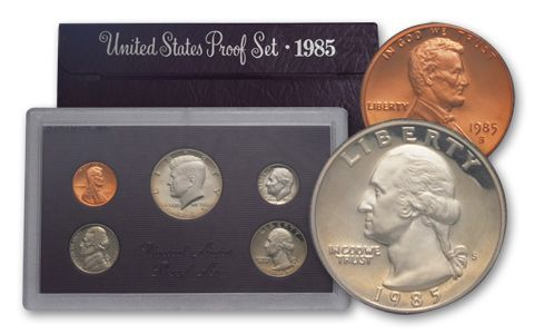 1985 United States Proof Set
