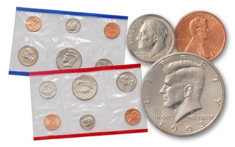 1993 United States Mint Set