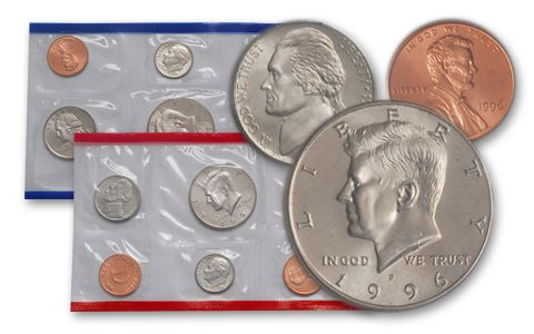 1996 United States Mint Set