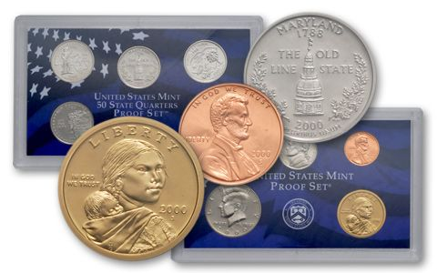 2000 United States Proof Set